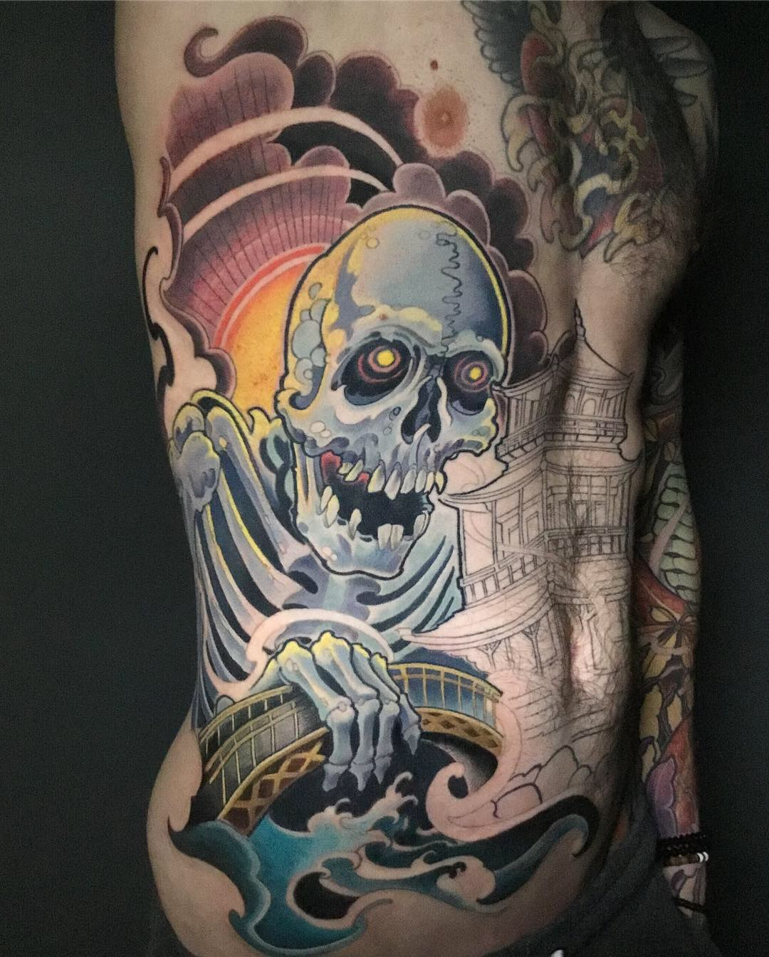 Alex Dupuis Tattoo 2019 Okanagan Tattoo Show & Brewfest Artist