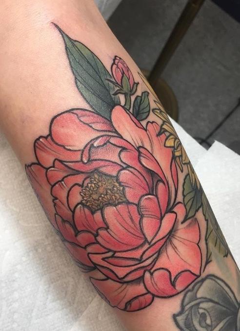 Alyssa Ermel Tattoo 2019 Okanagan Tattoo Show & Brewfest Artist