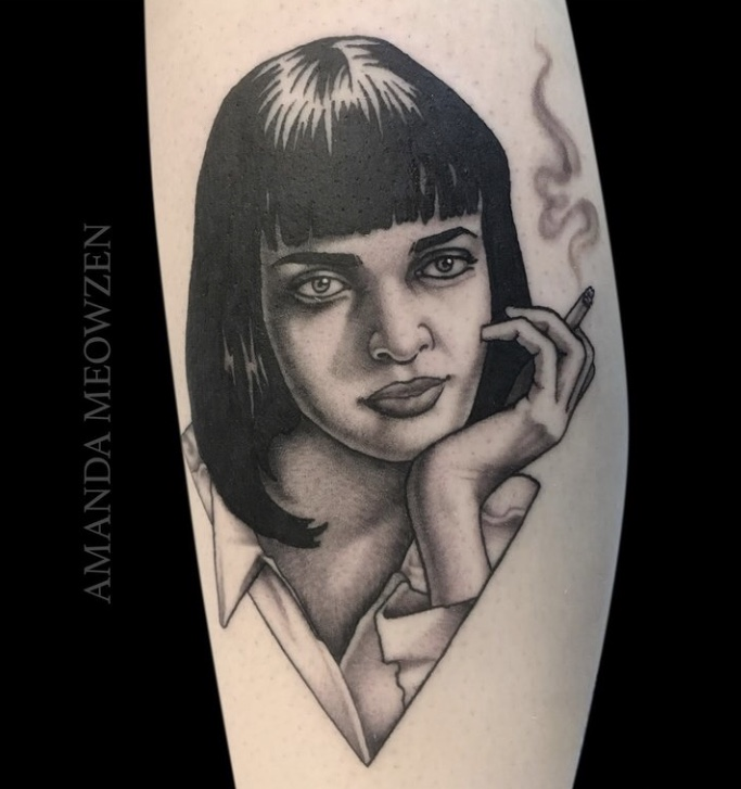 Amanda Murray Tattoo 2019 Okanagan Tattoo Show & Brewfest Artist
