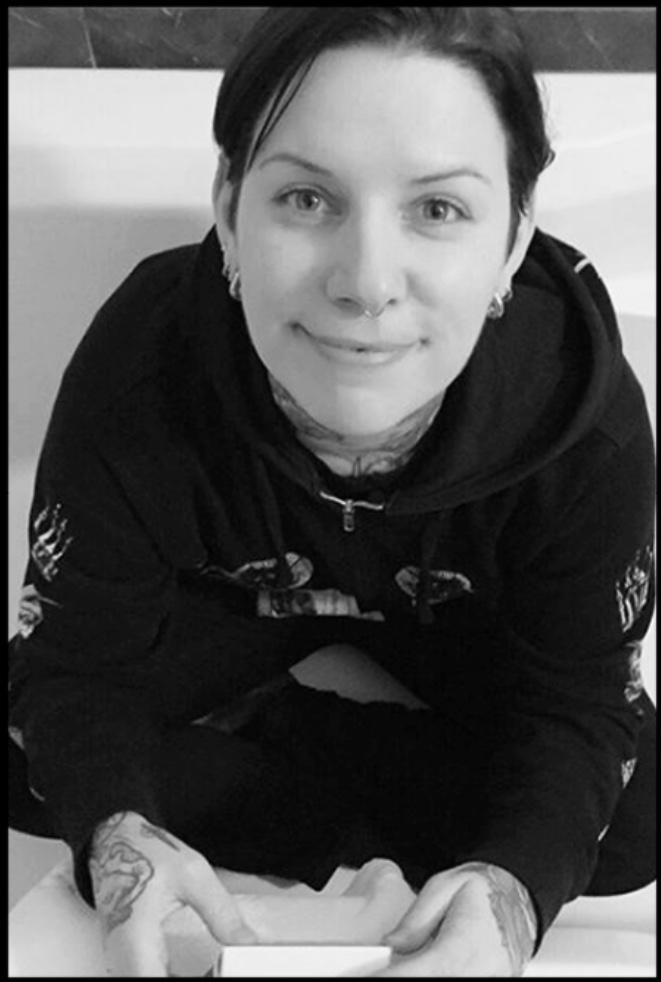 Amanda Murray 2019 Okanagan Tattoo Show & Brewfest Artist