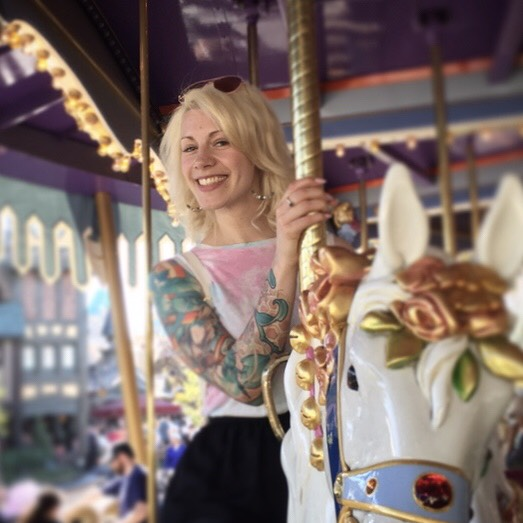 Andrea Dawn 2019 Okanagan Tattoo Show & Brewfest Artist