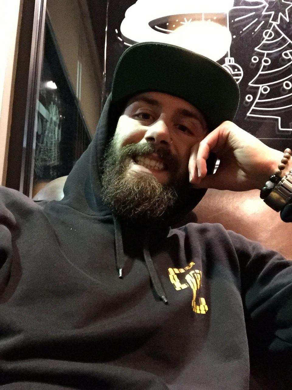 Andy Smith 2019 Okanagan Tattoo Show & Brewfest Artist