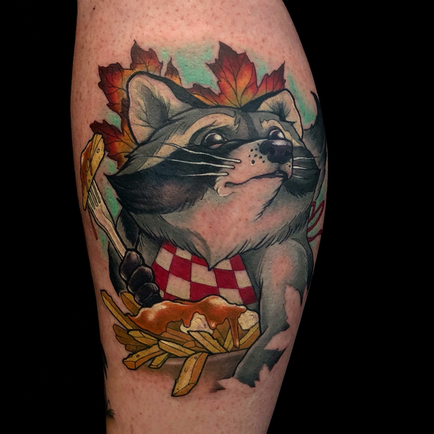 Anne-Marie Dupuis Tattoo 2019 Okanagan Tattoo Show & Brewfest Artist