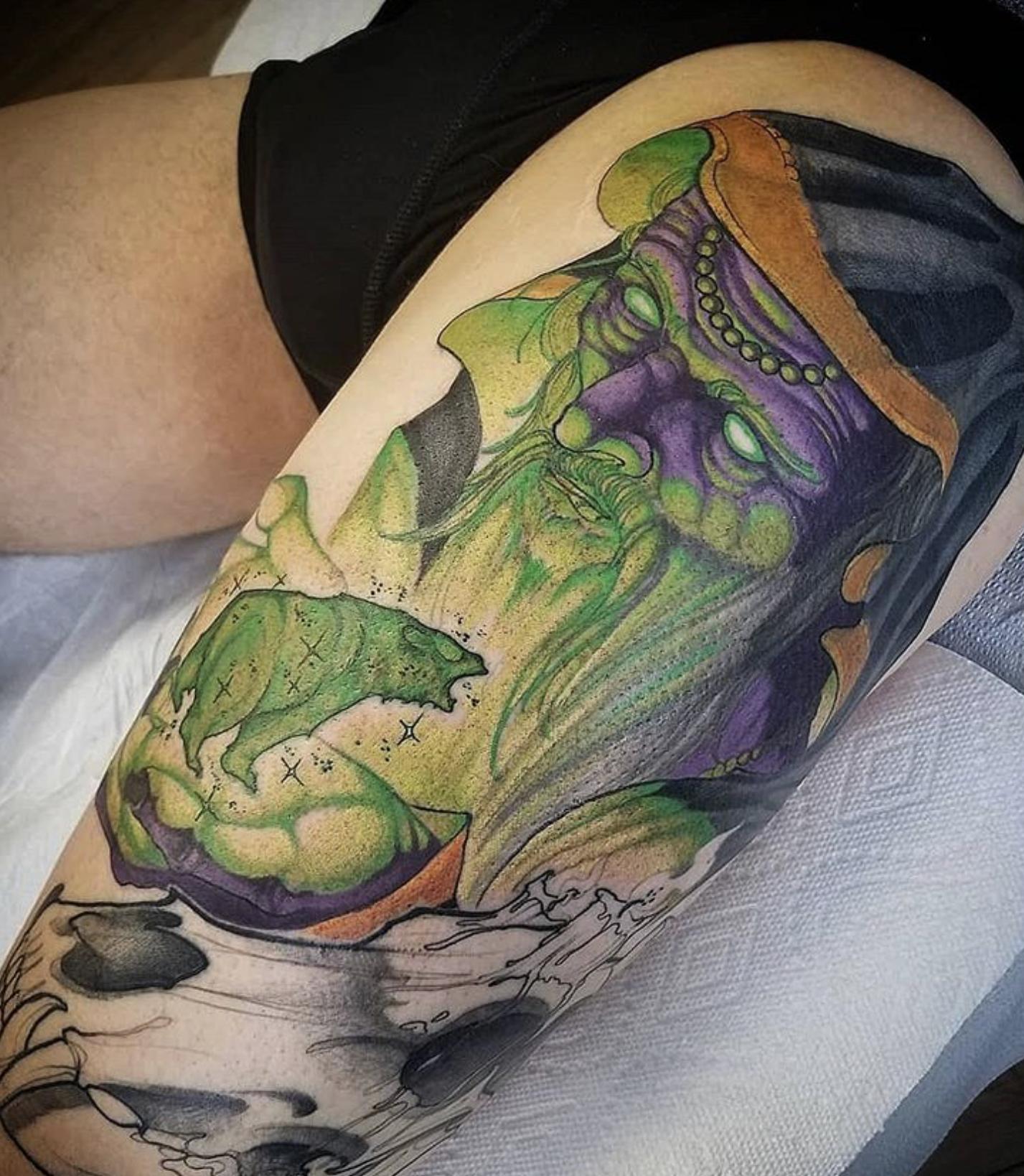 BenBurlock Tattoo 2019 Okanagan Tattoo Show & Brewfest Artist