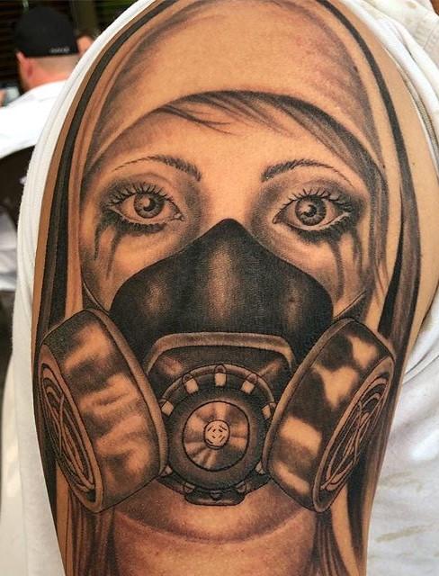 Bethany Saura Tattoo 2019 Okanagan Tattoo Show & Brewfest Artist