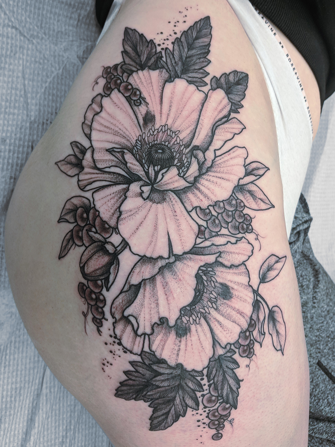 Brandy Campbell Tattoo 2019 Okanagan Tattoo Show & Brewfest Artist