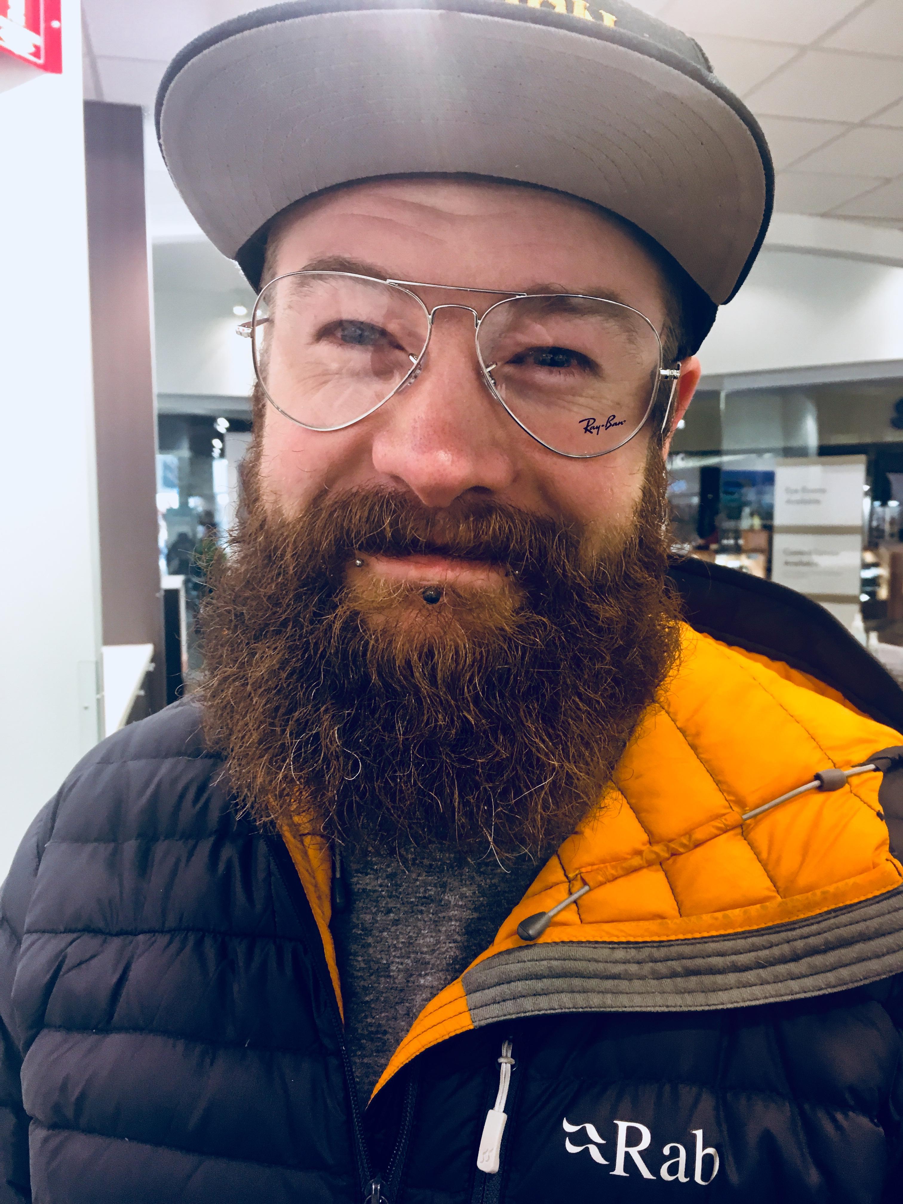 Brayden Baines 2019 Okanagan Tattoo Show & Brewfest Artist