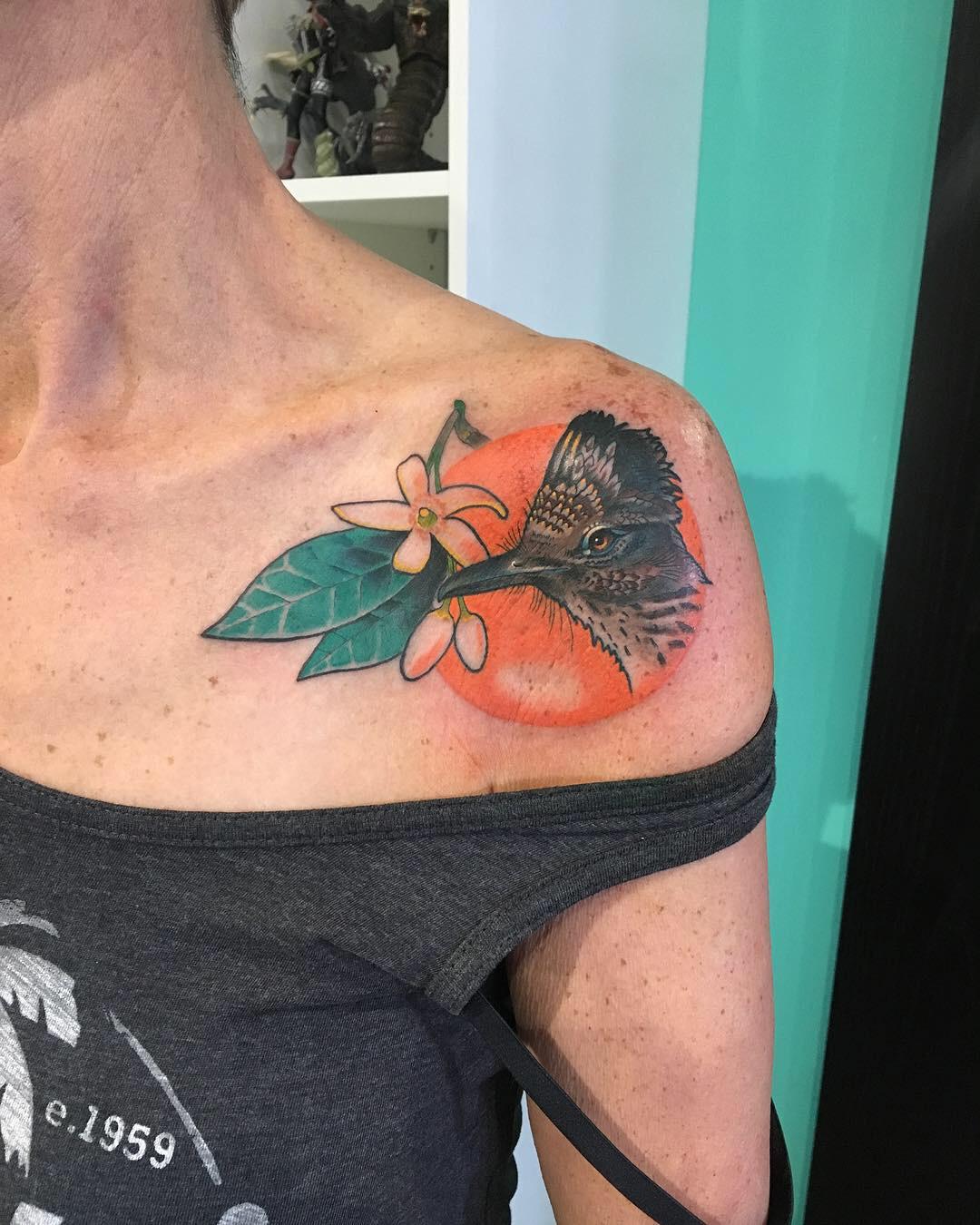 Brendan Browne Tattoo 2019 Okanagan Tattoo Show & Brewfest Artist