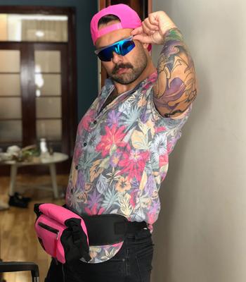 Brodie Leisure 2019 Okanagan Tattoo Show & Brewfest Featured Artist