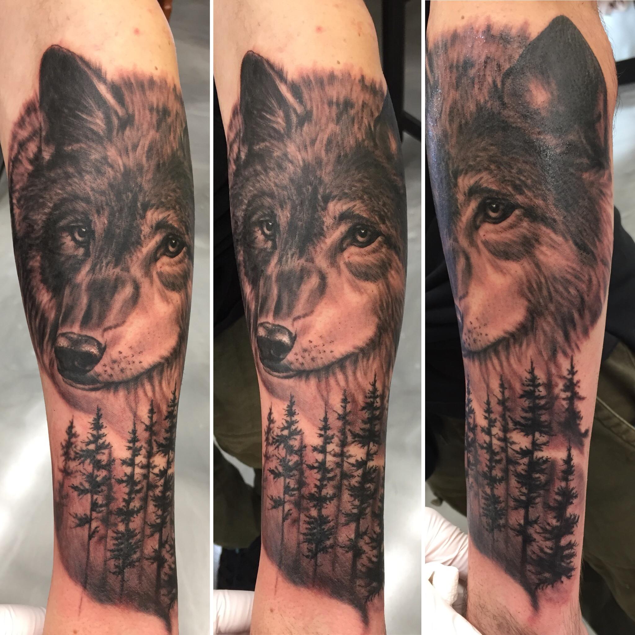 Brooke Roberts Tattoo 2019 Okanagan Tattoo Show & Brewfest Artist