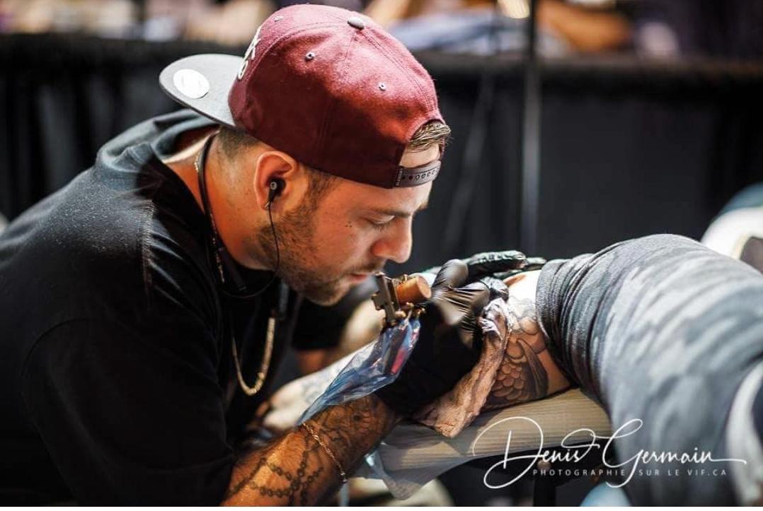 BryanHeimowski 2019 Okanagan Tattoo Show & Brewfest Artist