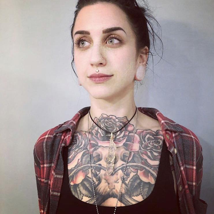CJPannell 2019 Okanagan Tattoo Show & Brewfest Artist