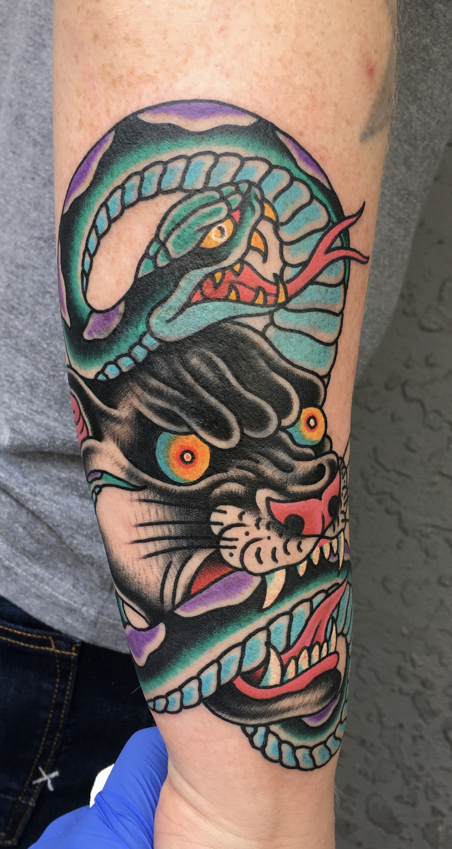 Chris David Tattoo 2019 Okanagan Tattoo Show & Brewfest Artist
