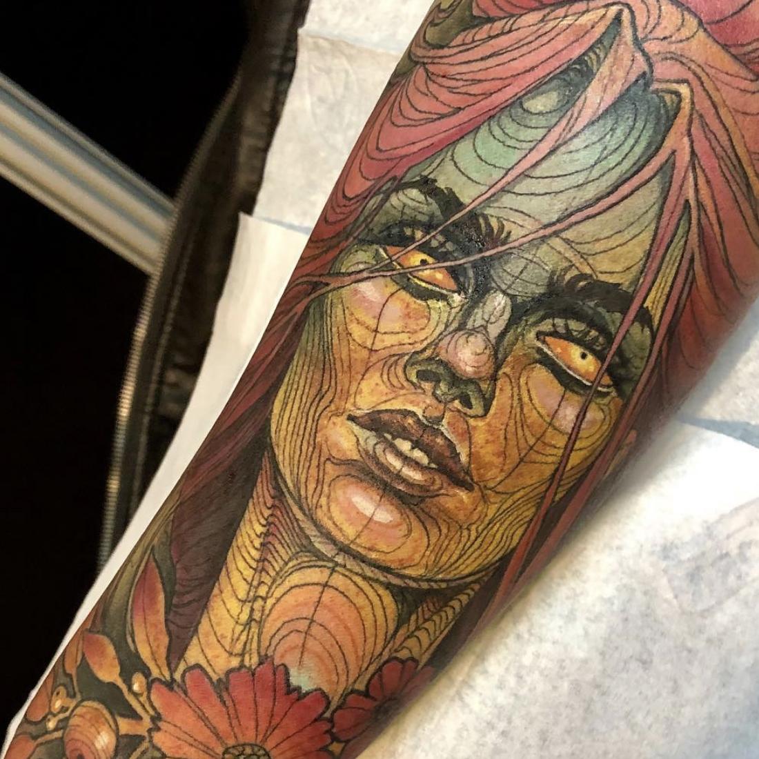 Christina Christie Tattoo Feature Artist
