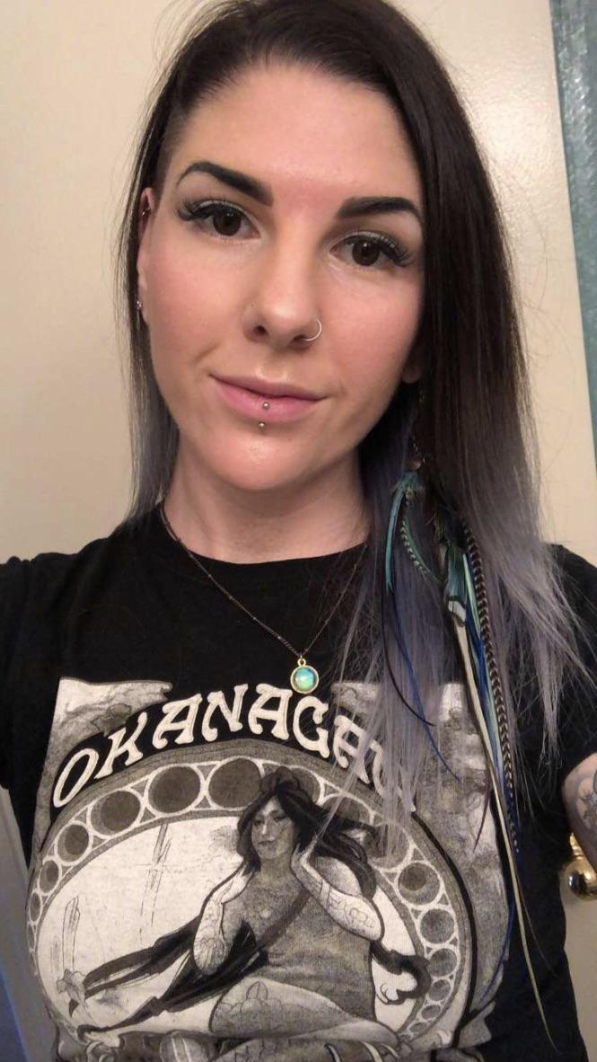 Darci LOVE 2019 Okanagan Tattoo Show & Brewfest Artist