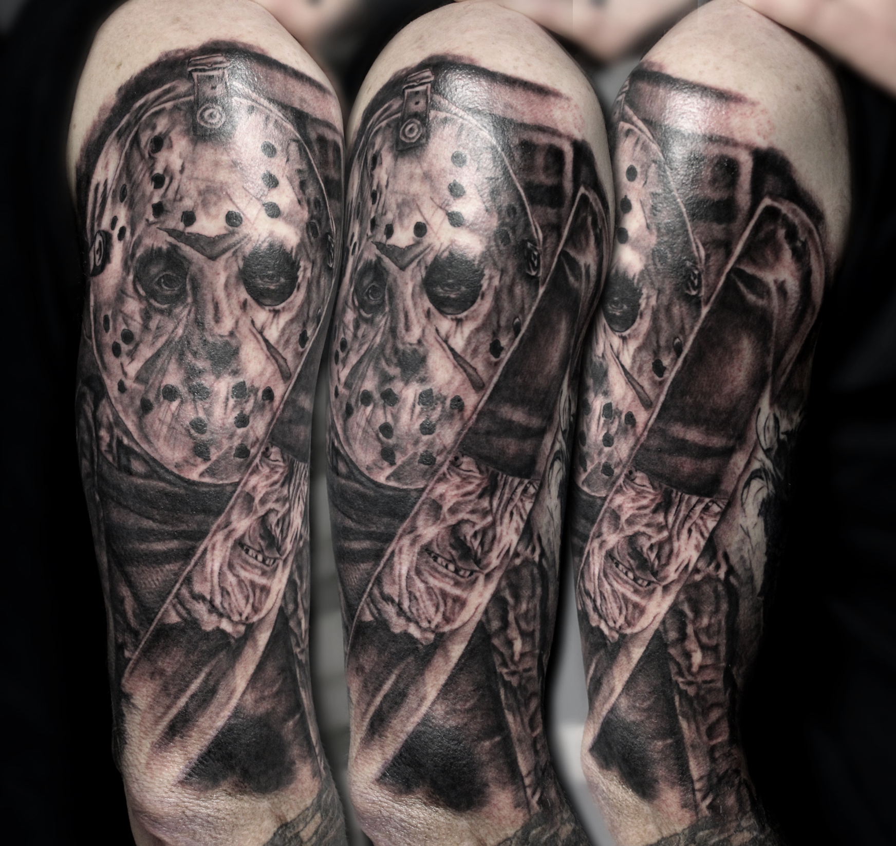 Daryl Novak Tattoo 2019 Okanagan Tattoo Show & Brewfest Artist