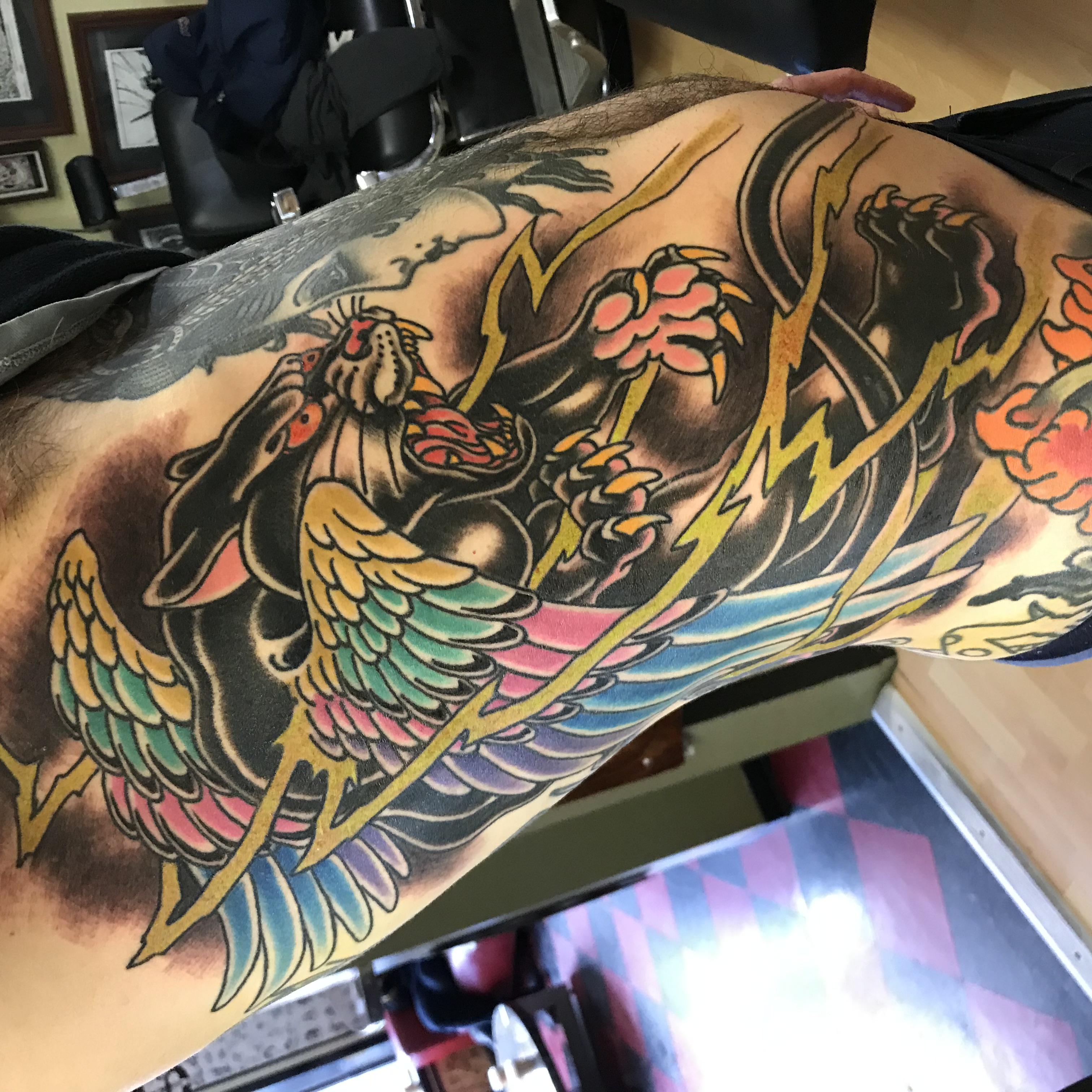 Dave Cummings Tattoo Feature Artist