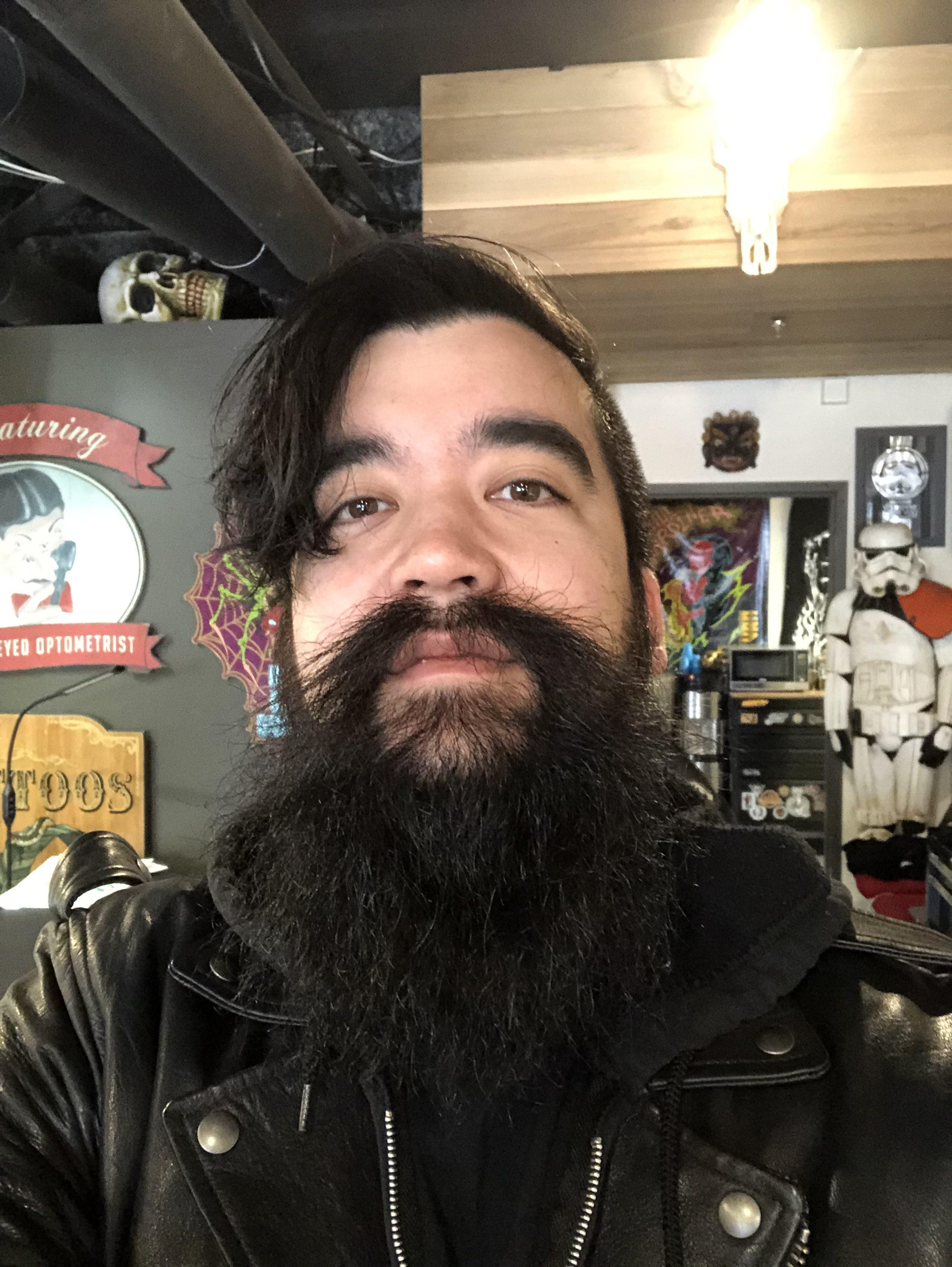 Eric Brunning 2019 Okanagan Tattoo Show & Brewfest Artist