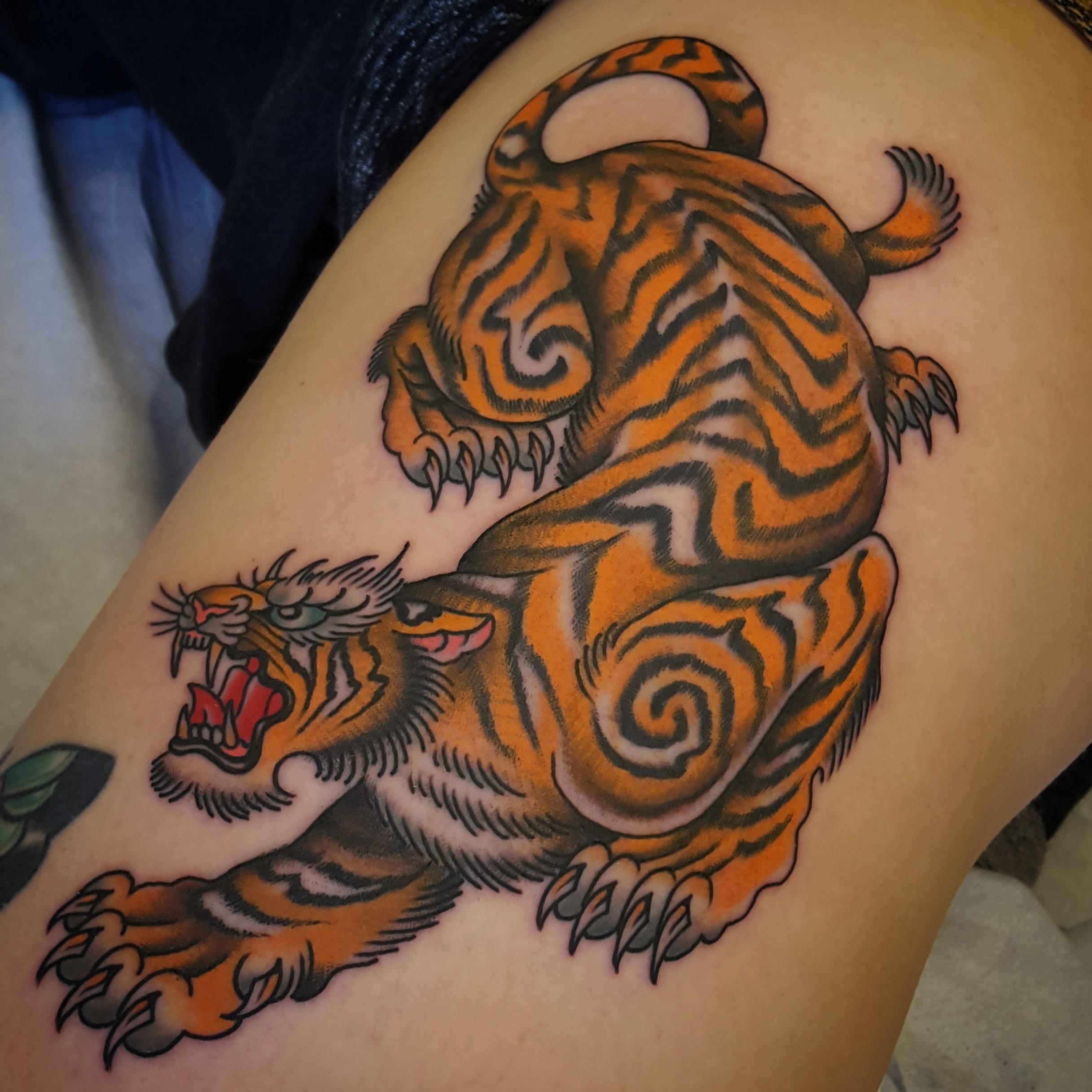 Frank Grimes Tattoo 2019 Okanagan Tattoo Show & Brewfest Artist