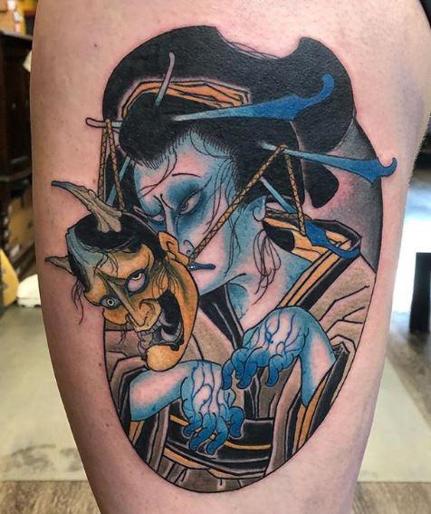 Horichou Tattoo 2019 Okanagan Tattoo Show & Brewfest Artist