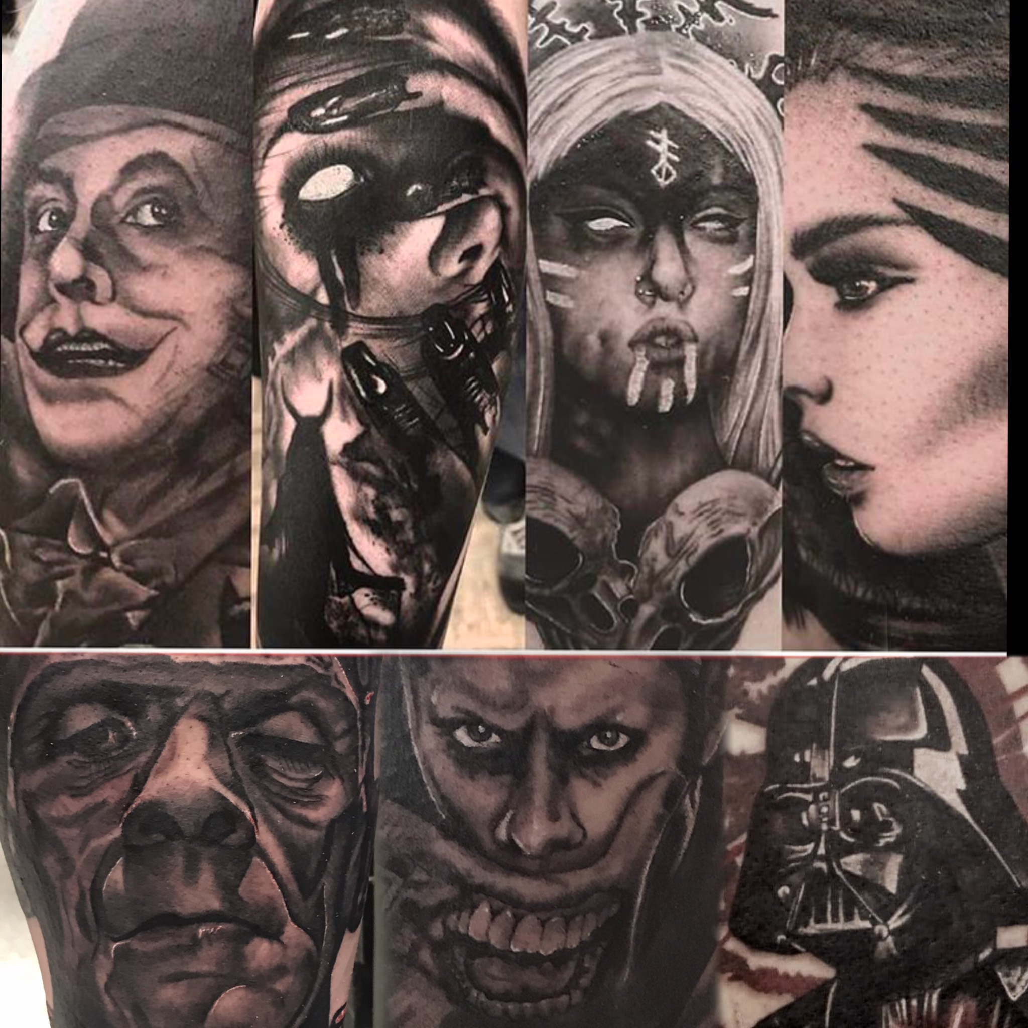 Samantha Thompson Tattoo 2019 Okanagan Tattoo Show & Brewfest Artist