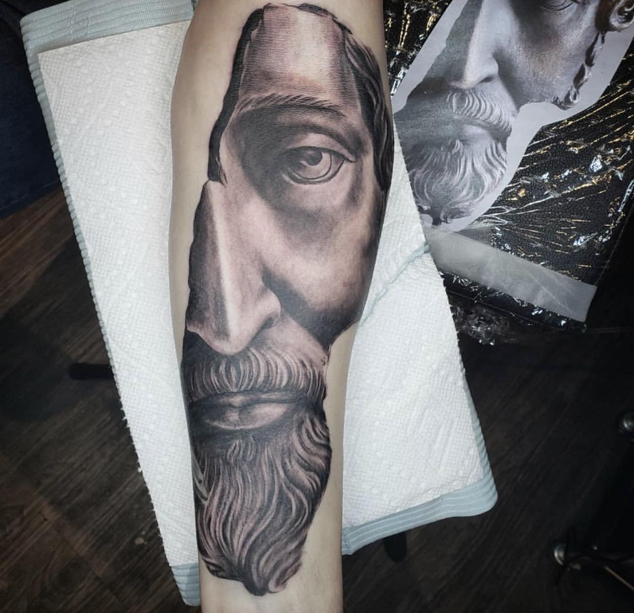 James Cramer Tattoo