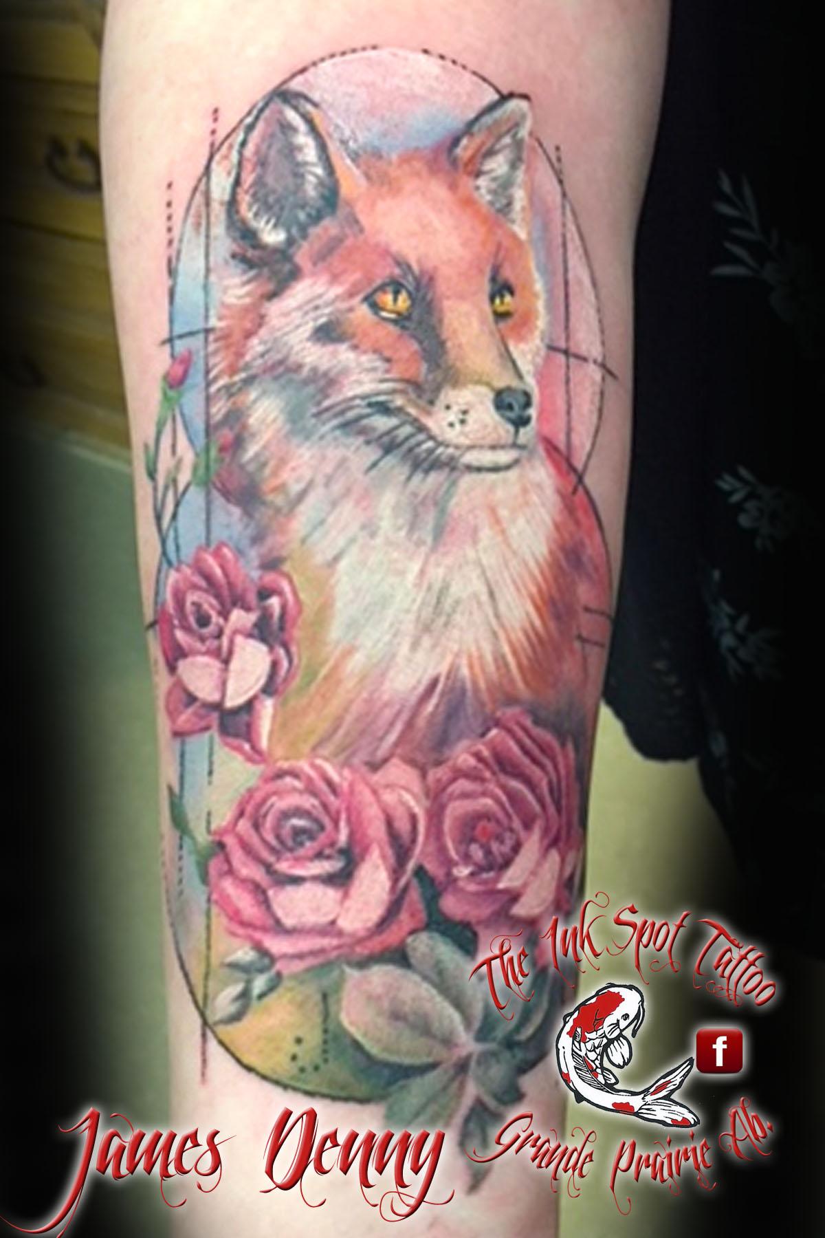 James Denny Tattoo 2019 Okanagan Tattoo Show & Brewfest Artist