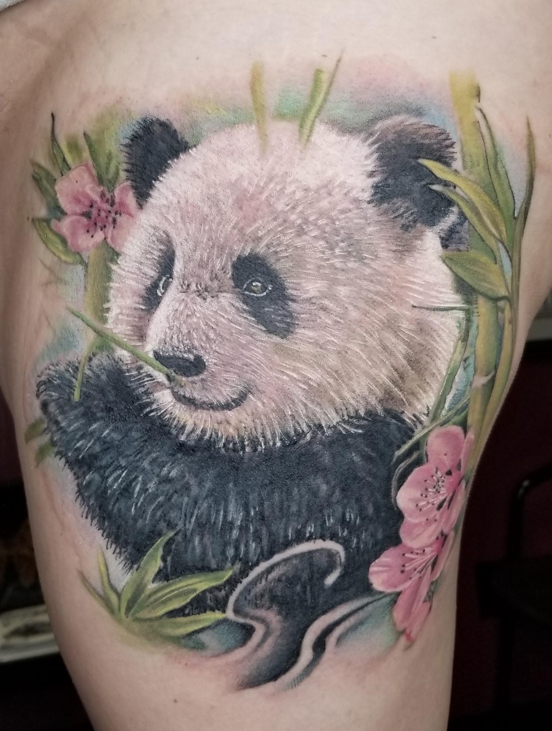 Jenn Willits Tattoo 2019 Okanagan Tattoo Show & Brewfest Artist