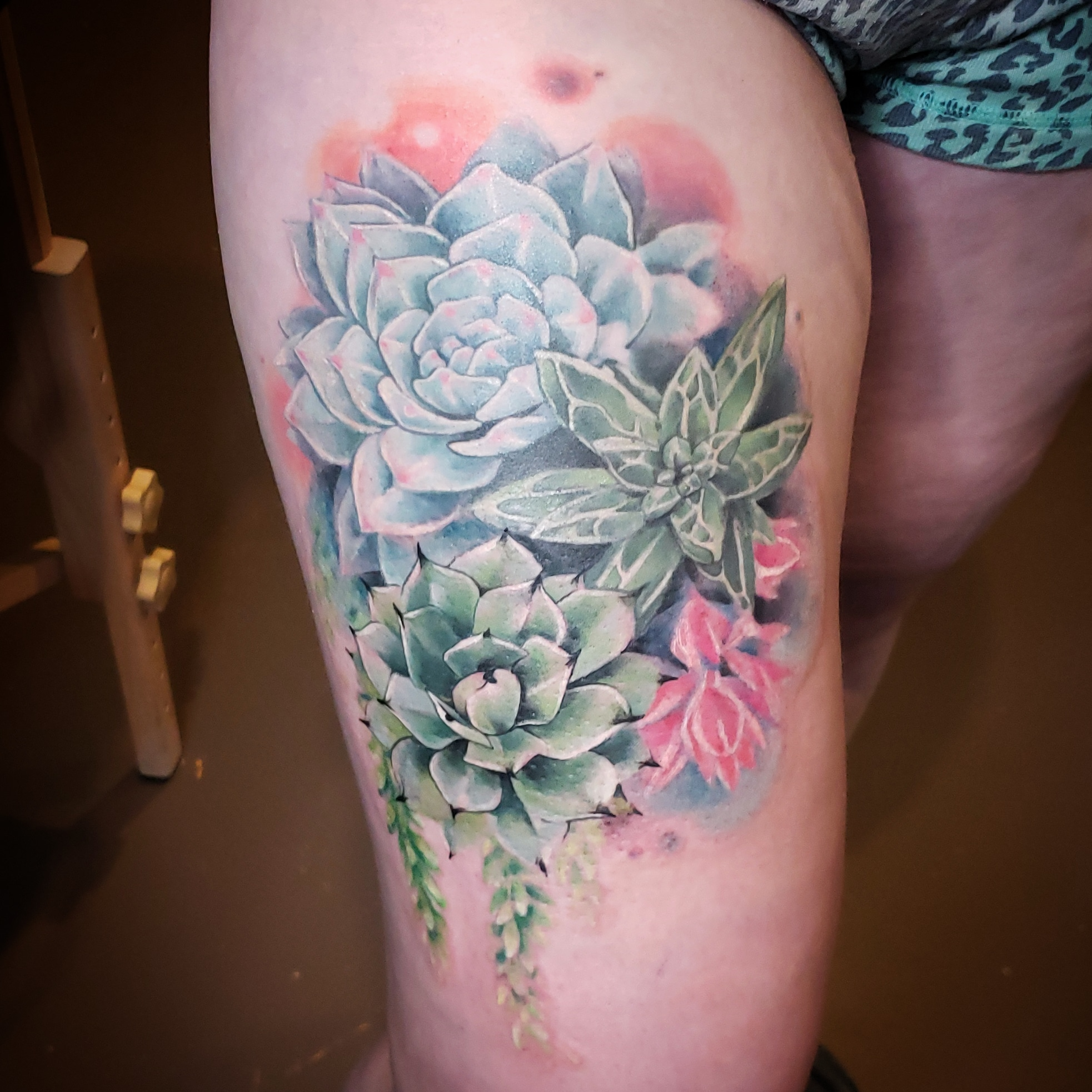 Jeska Rabbit Tattoo 2019 Okanagan Tattoo Show & Brewfest Artist