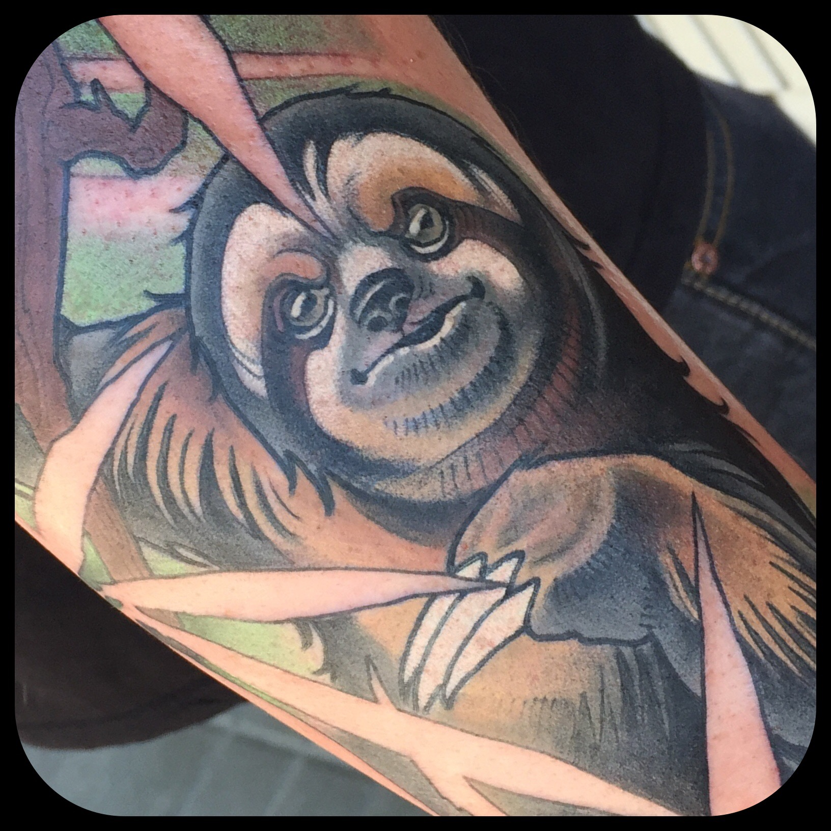 Jesse Young Tattoo 2019 Okanagan Tattoo Show & Brewfest Artist