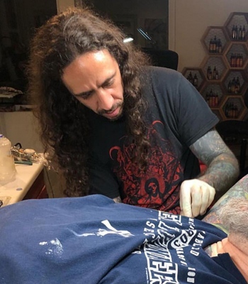 Jon Clue 2019 Okanagan Tattoo Show & Brewfest Featured Artist