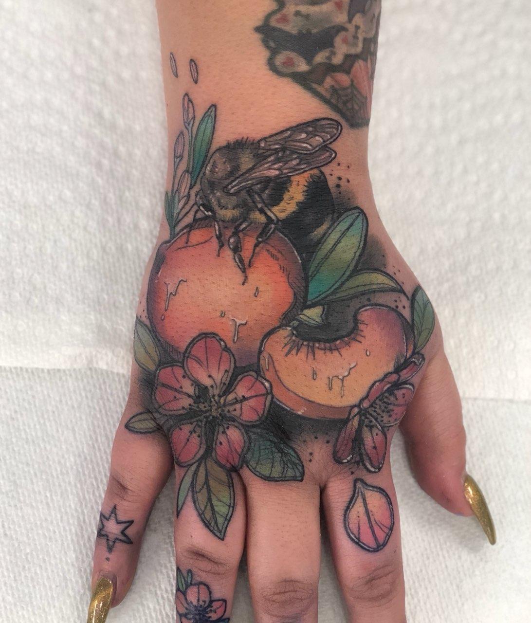 Jordyn Smithson Tattoo 2019 Okanagan Tattoo Show & Brewfest Artist