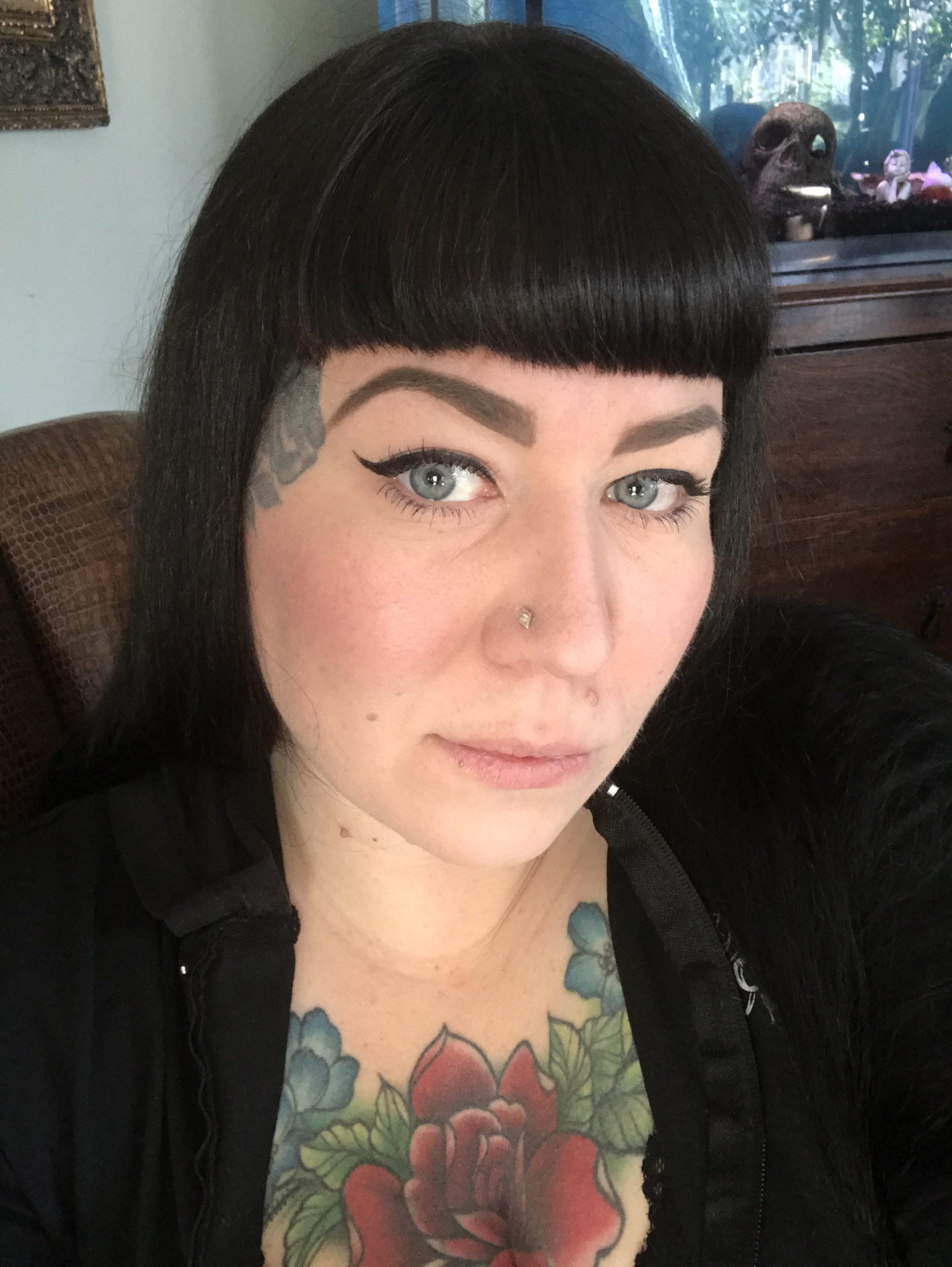 Katina Scheffler 2019 Okanagan Tattoo Show & Brewfest Artist