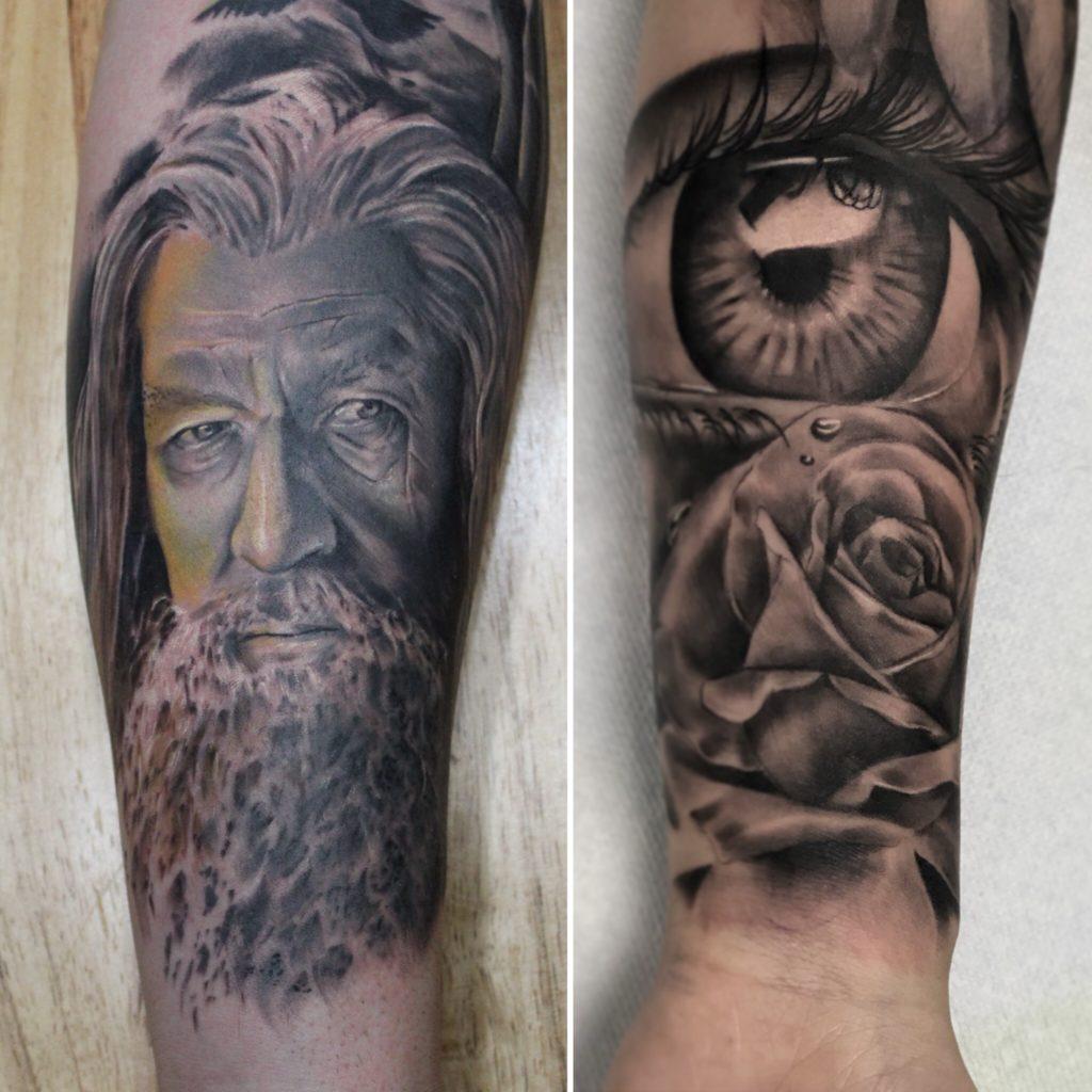 Ludwig Bradley Tattoo