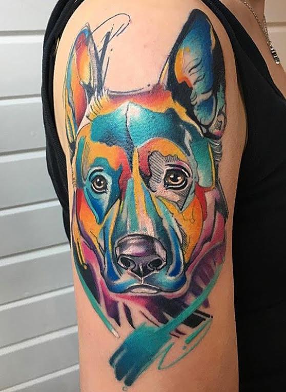 Magdalena Bienczyk Tattoo 2019 Okanagan Tattoo Show & Brewfest Artist
