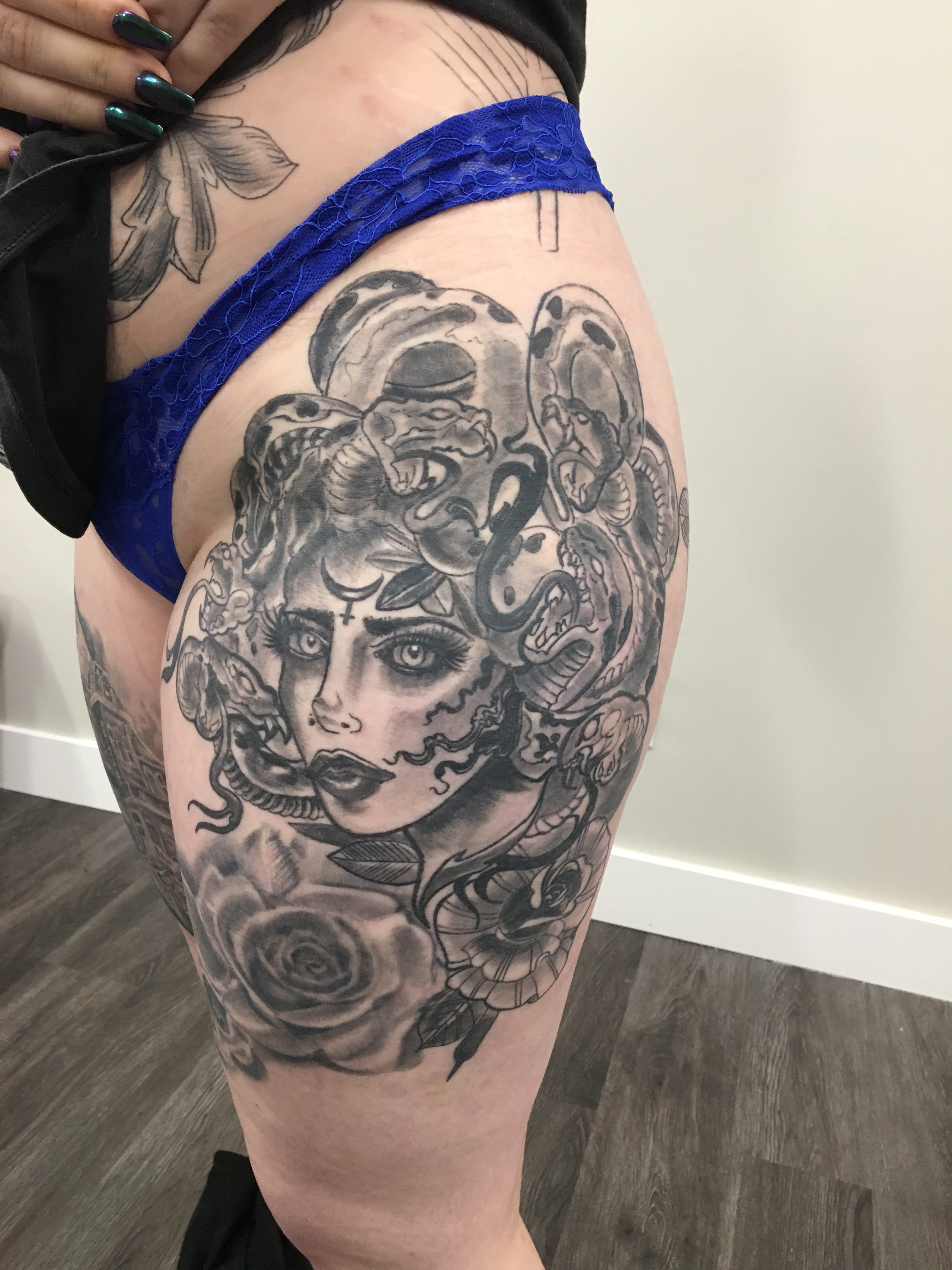 Miranda Lee Tattoo 2019 Okanagan Tattoo Show & Brewfest Artist