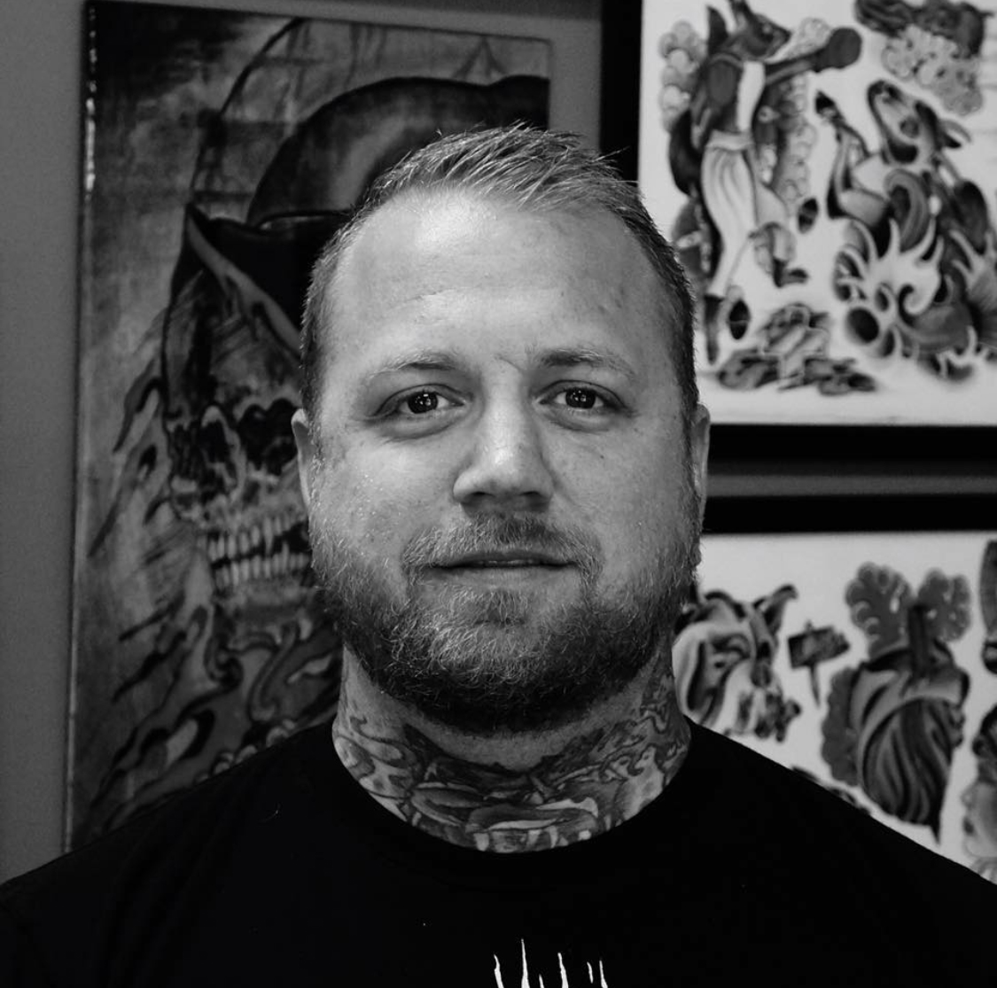 Nate Browns 2019 Okanagan Tattoo Show & Brewfest Artist