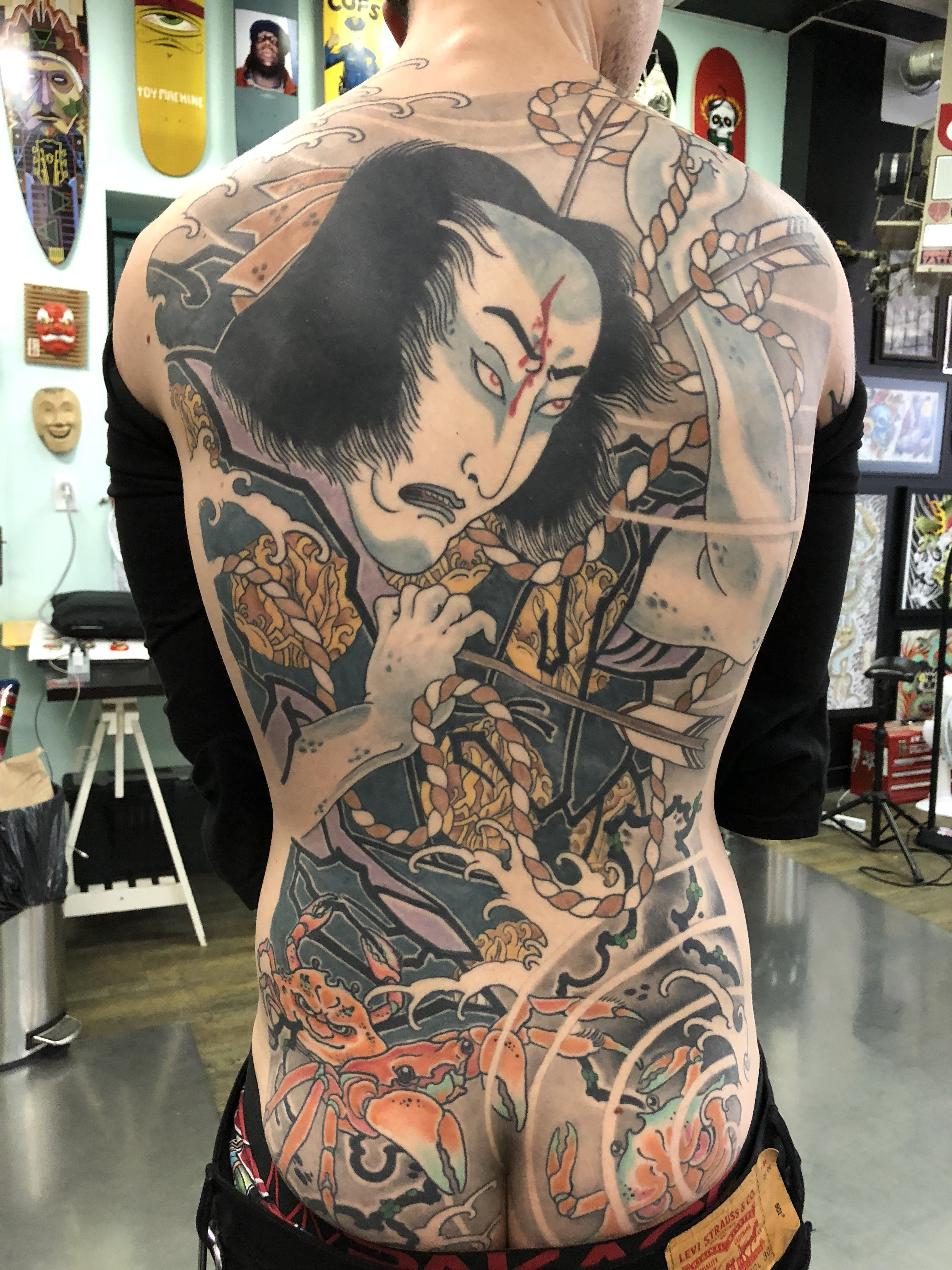Nick Matovich Tattoo 2019 Okanagan Tattoo Show & Brewfest Artist