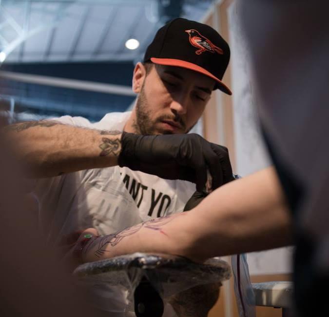 Okanagan tattoo show nima jolan for Kelowna tattoo show