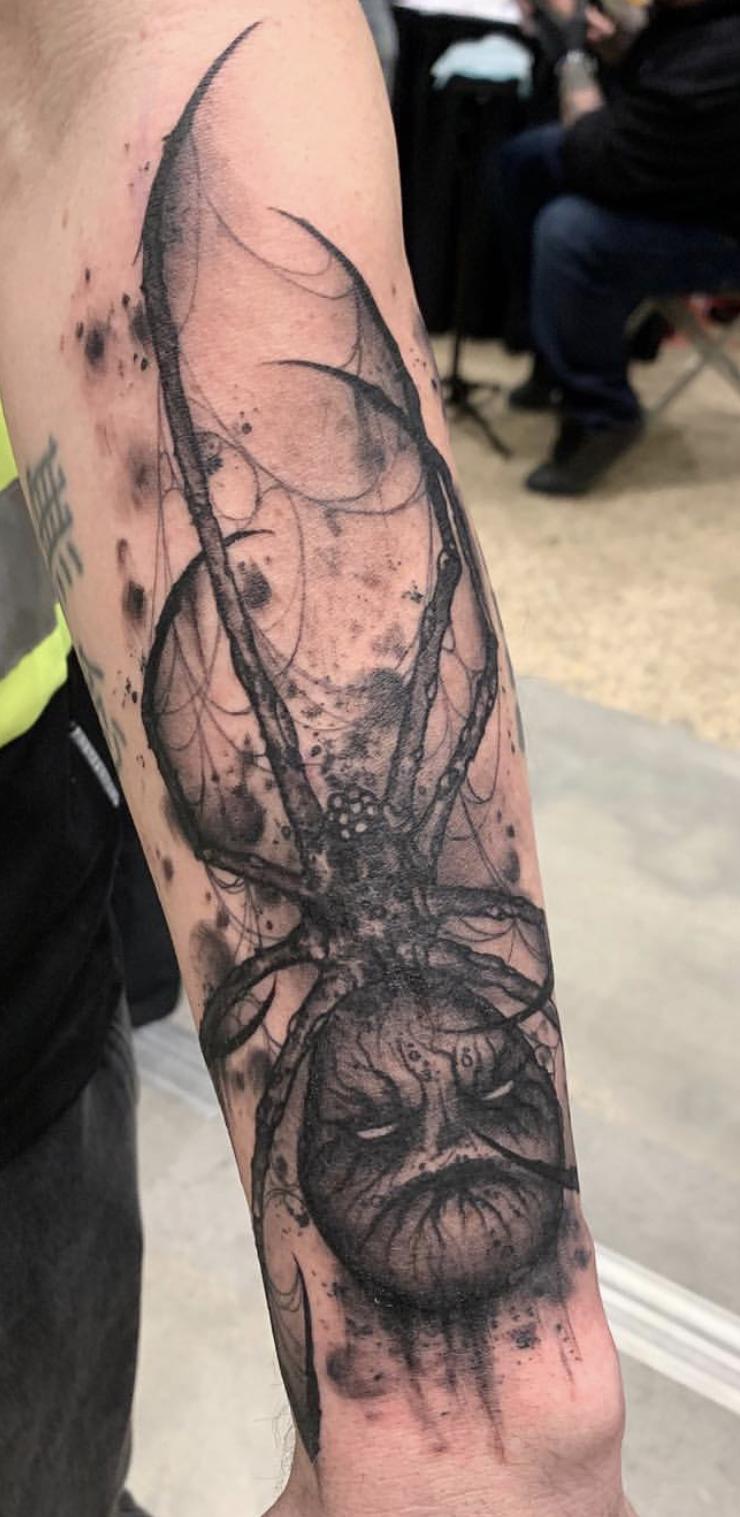 Romance Willson Tattoo 2019 Okanagan Tattoo Show & Brewfest Artist