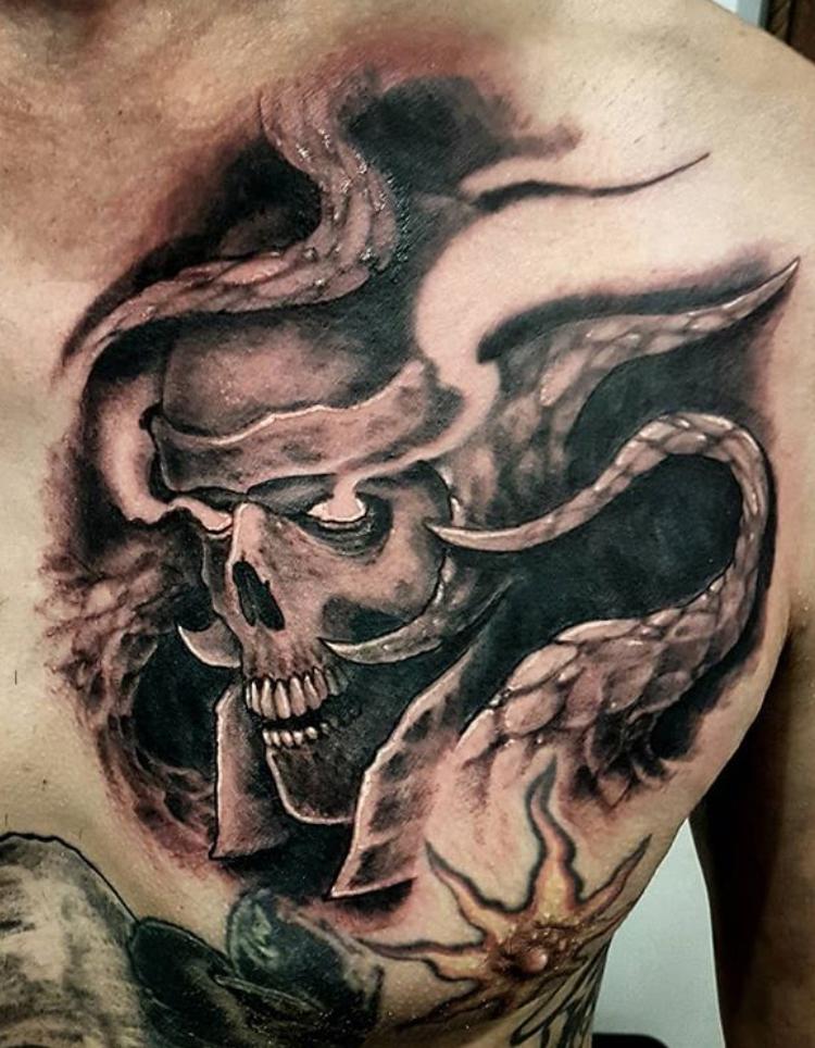 Ryan Spiess Tattoo 2019 Okanagan Tattoo Show & Brewfest Artist