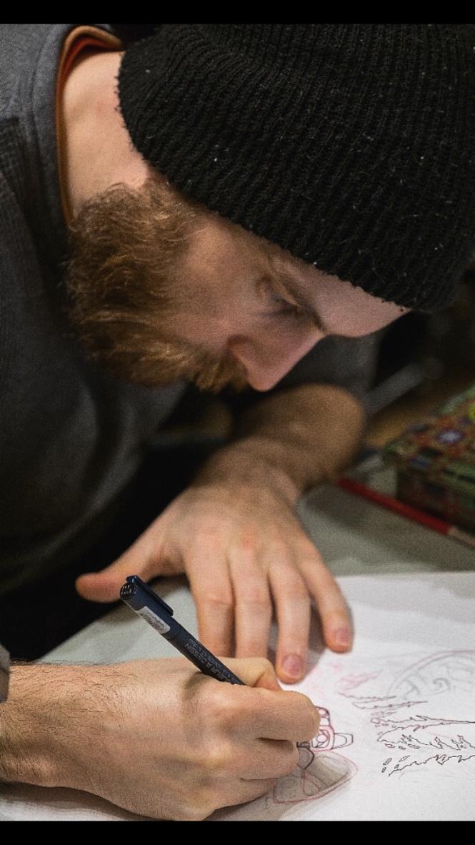 Sean Cox 2019 Okanagan Tattoo Show & Brewfest Artist