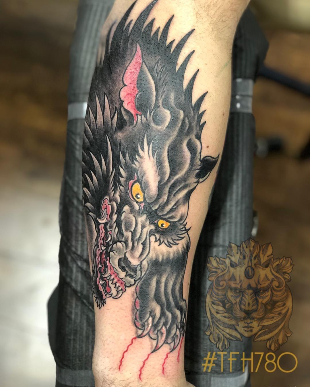 Shan Claydon Tattoo 2019 Okanagan Tattoo Show & Brewfest Artist