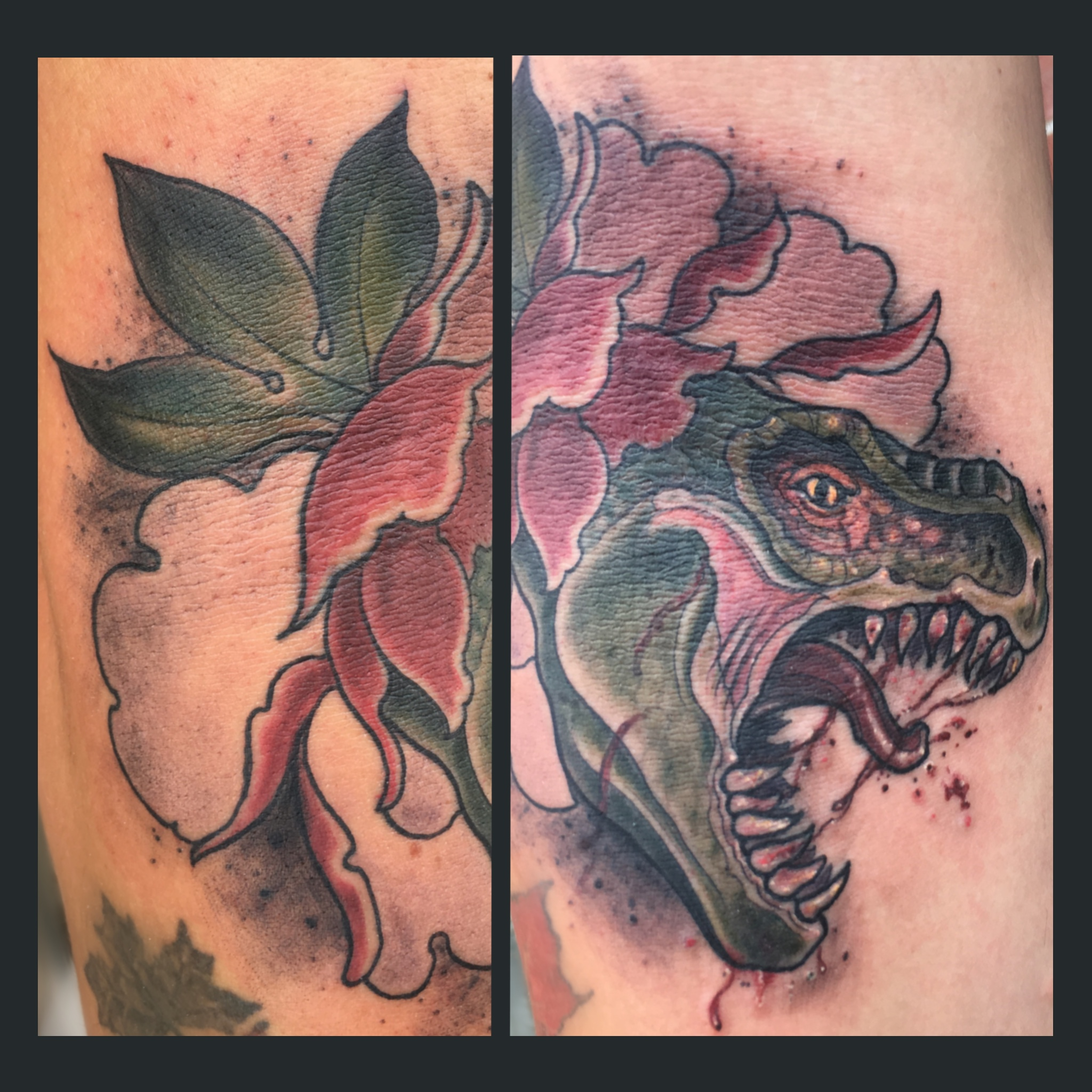 Tatianna Cook Tattoo 2019 Okanagan Tattoo Show & Brewfest Artist