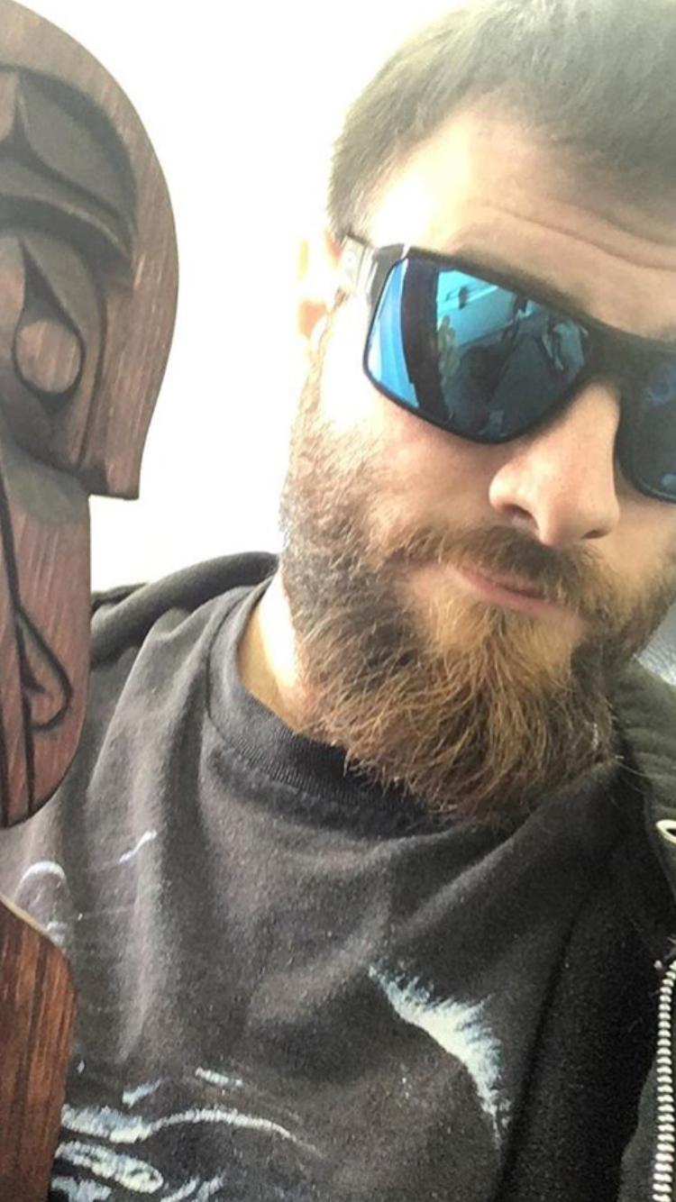 Vince Parsons 2019 Okanagan Tattoo Show & Brewfest Artist