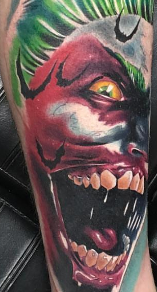 Will Woods Tattoo 2019 Okanagan Tattoo Show & Brewfest Artist