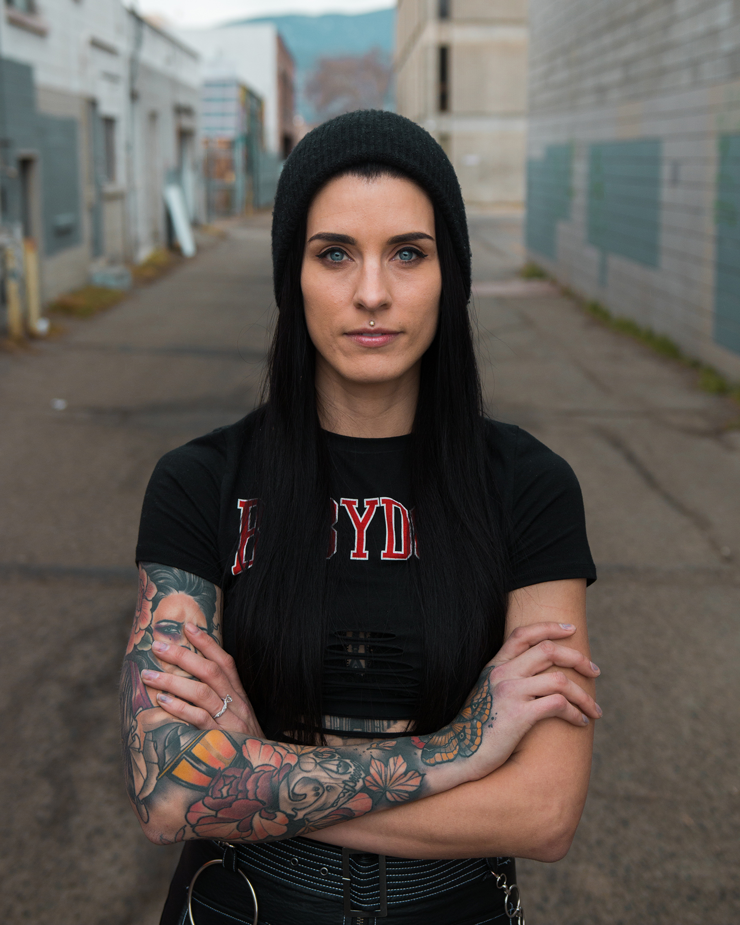 Brooklyn Vandale 2019 Okanagan Tattoo Show & Brewfest Artist