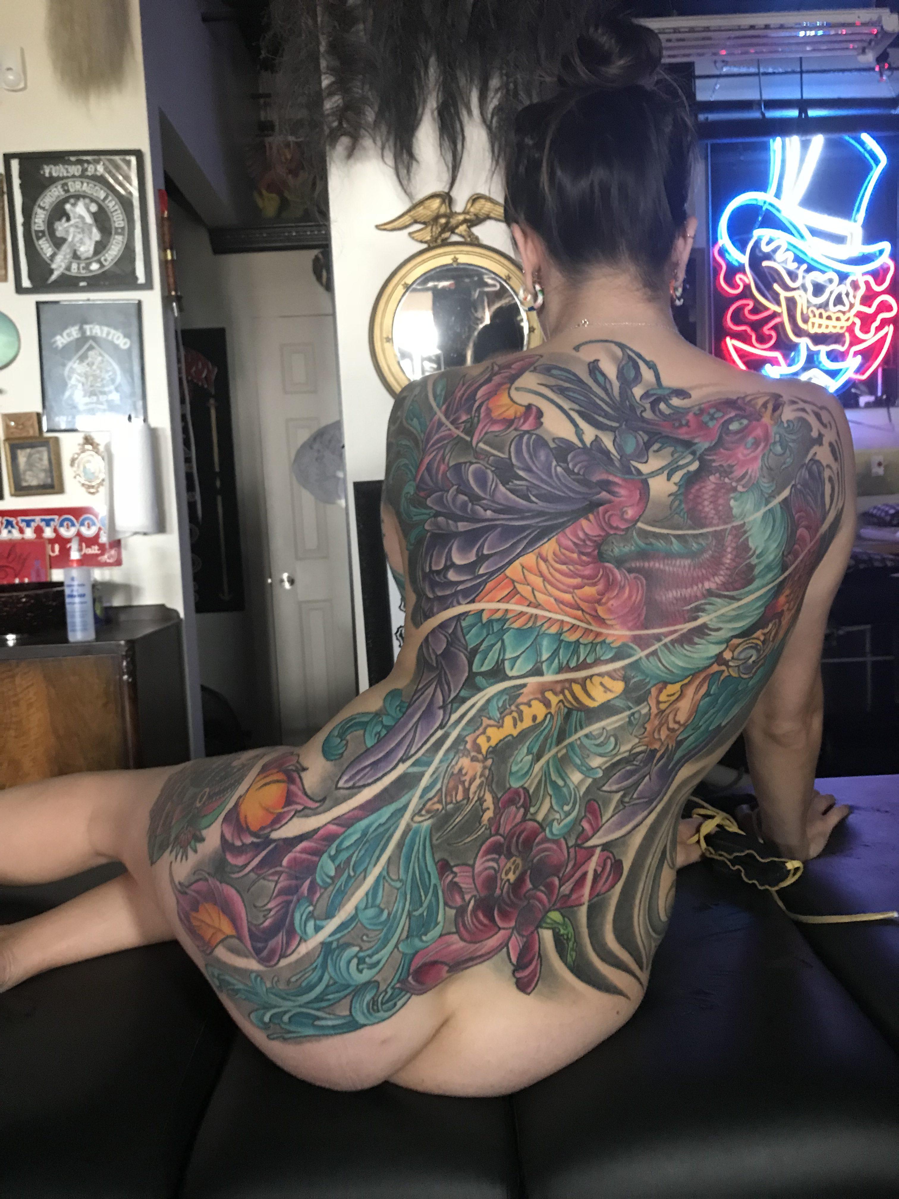 clint danroth Tattoo 2019 Okanagan Tattoo Show & Brewfest Artist